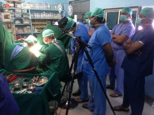 Surgery in India