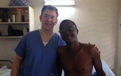 IVUmed Resident Scholar Nathan Hale, MD — Deschapelles, Haiti