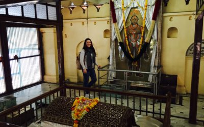 IVUmed Resident Scholar Helen R . Levey,  MD – Pune, India