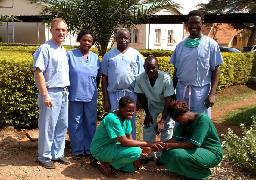 Dr. Eric Richter Shares Ugandan IVUmed Experience