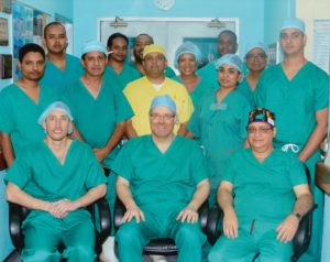 IVUmed Medical Team in Trinidad