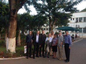 IVUmed Resident Scholar Dr. Liam Macleod Reports from Mozambique