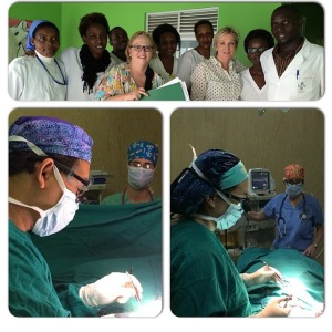IVUmed Teamwork in Rwanda