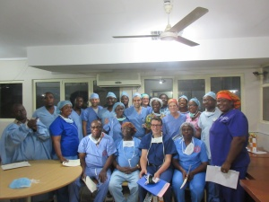 IVUmed Resident Scholar Dr. Michael Amirian Travels to Ghana