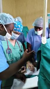 Reporting from Rwanda