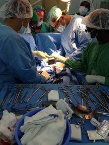 Dr. Kaplan, IVUmed Resident Scholar, Travels to Senegal Workshop