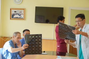 Dr. Lee Reports on his Resident Scholar Experience in Mongolia