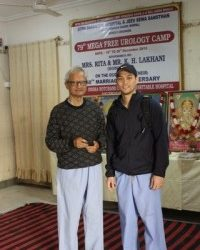 Resident Scholar, Dr. Huynh, Travels to Pune  and Bhopal, India