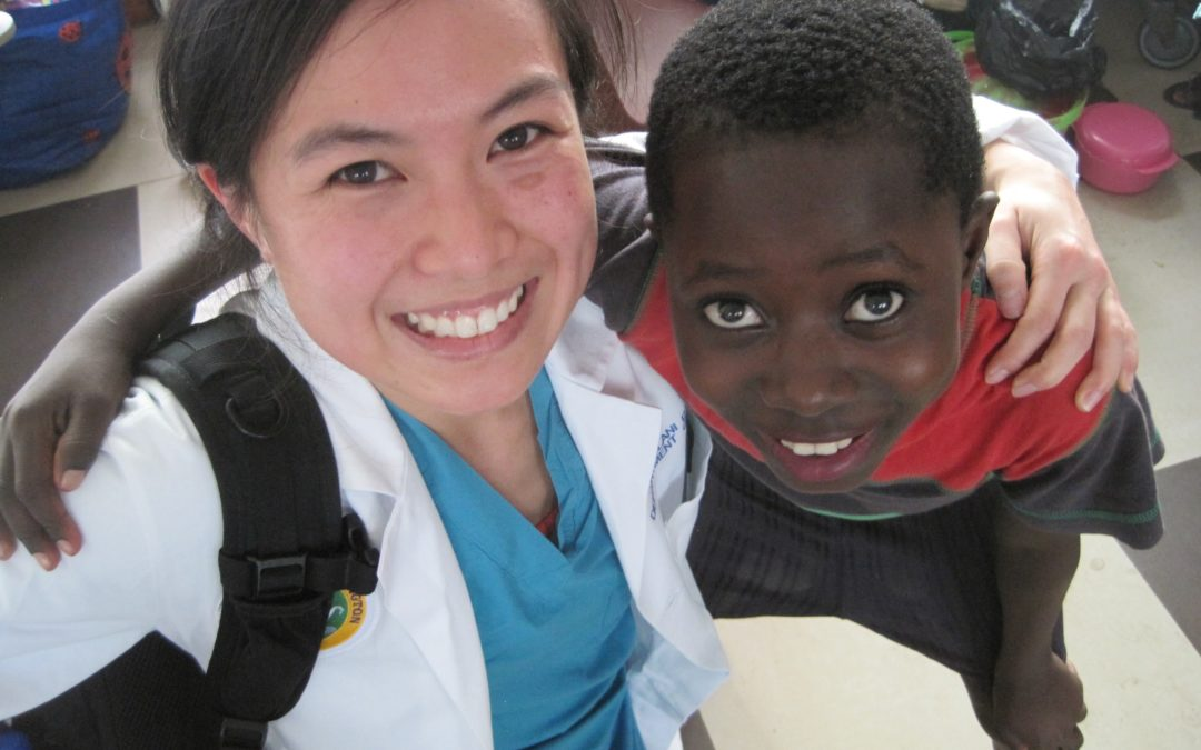 Resident Report: Dr. Geolani Dy in Ghana