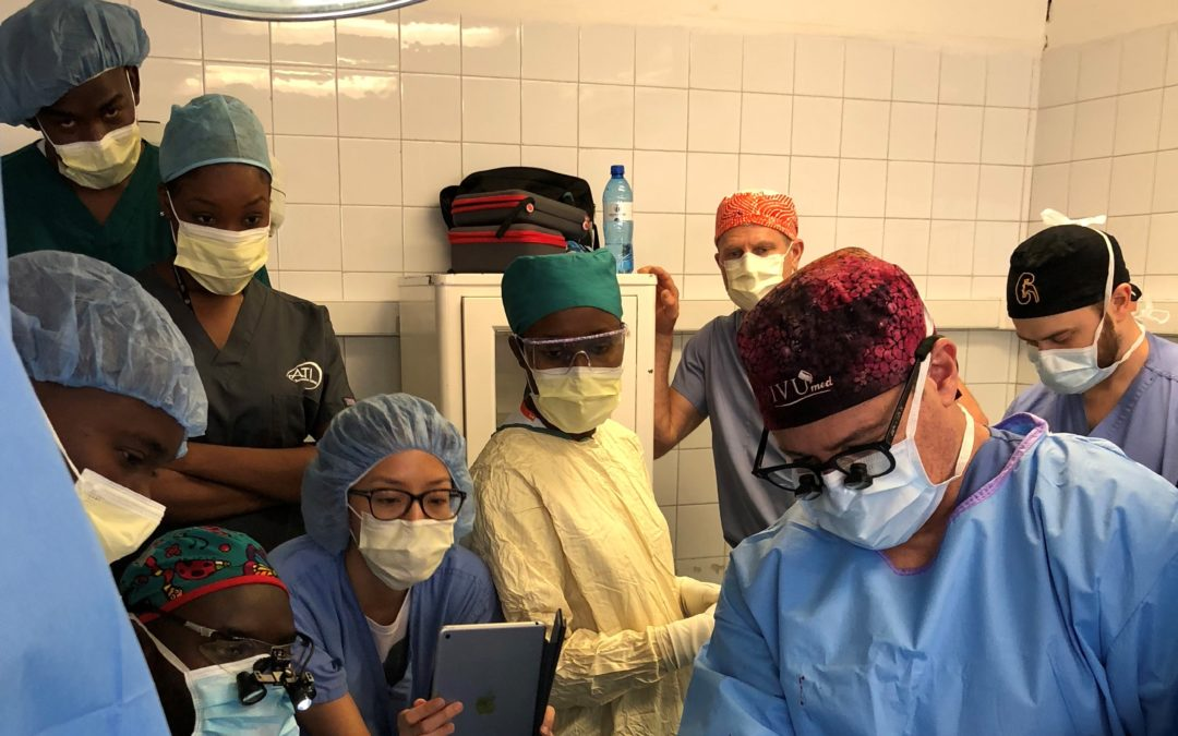 Dr. Chip Carnes Shares his Experience in Haiti