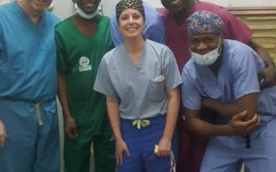 Career Changed Forever – Dr. Smith's Workshop in Senegal