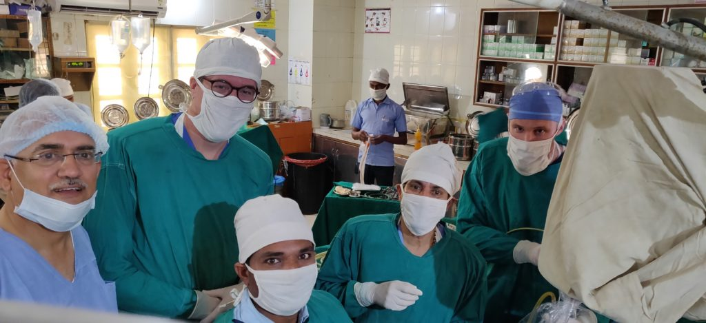 IVUmed Resident Scholar Dr. Joel Hancock Reflects on His Workshop in India