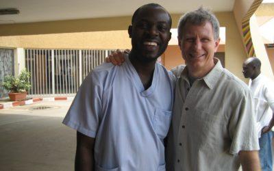 Volunteer Spotlight: Dr. Francis Schneck