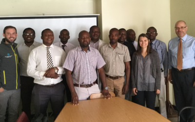 Resident Scholar Dr. Blair Townsend's Thoughts From Zimbabwe
