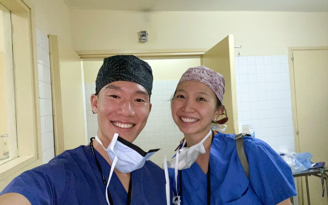 Resident Scholar Experiences Surgery in its Purest Form