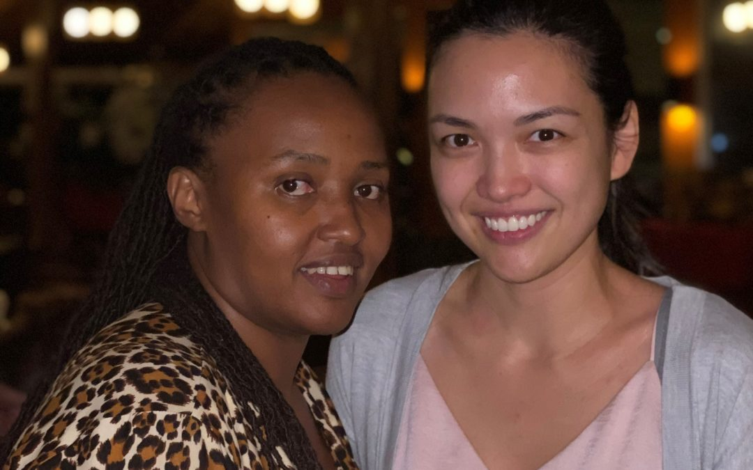 Resident Scholar Works With First and Only Female Urologist in Rwanda