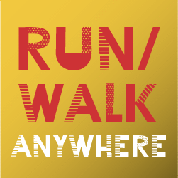 Run/Walk Anywhere