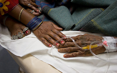 How to Help COVID Patients in India